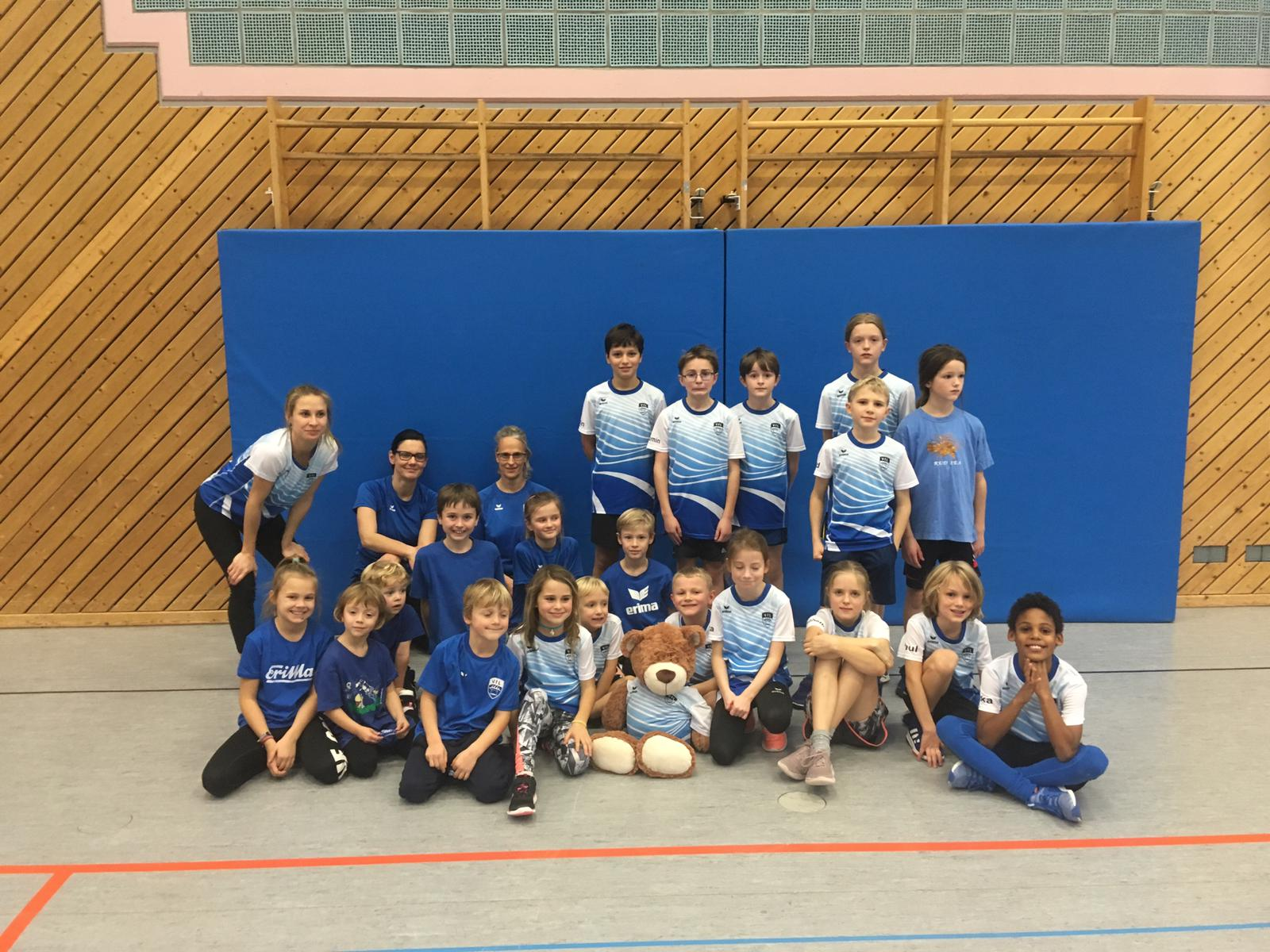 VfL Pfullingen Leichtathletik Kinderleichtathletik